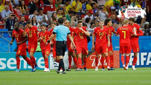 Belçika yarı finalde Fransa'nın rakibi
