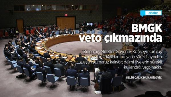 BMGK veto çıkmazı
