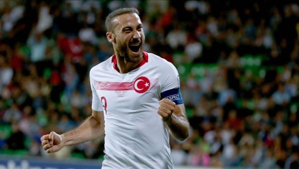 Cenk Tosun: EURO 2016