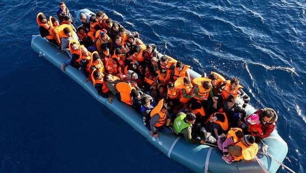 Ege'de düzensiz göç
