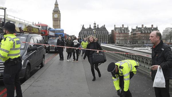 Londra'da terör saldırısı! Yaralılar var!
