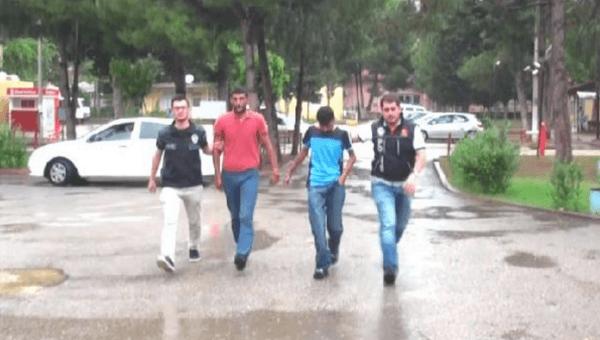 Adana'da 14 yaşındaki uyuşturucu satıcısı tutuklandı