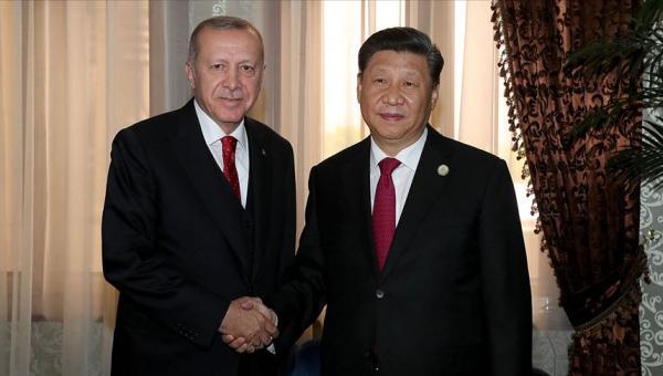 Türkiye ve Çin aynı vizyona sahip