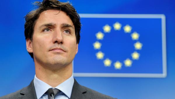 Trudeau: Güçlü AB, tüm dünyaya faydalı
