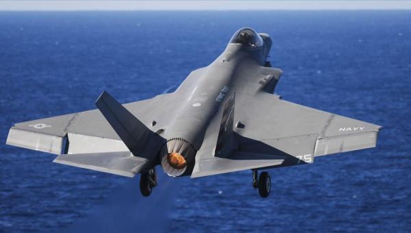 İsrail Türkiye'ye F-35 satışını engelledi