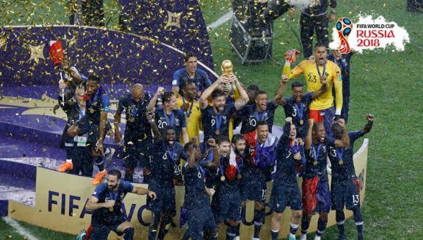 Dünya Kupası Fransa'da