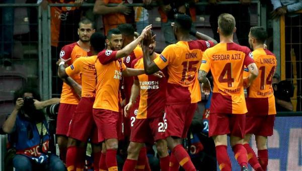 Galatasaray Porto deplasmanında