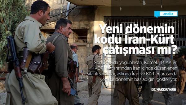 İran-Kürt çatışması