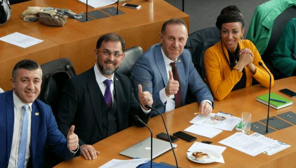 AP için Almanya'da bin 380 aday yarışıyor