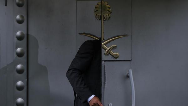Kaşıkçı olayında 5 Suudi