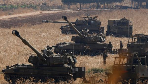 Lübnan-İsrail gerilimi