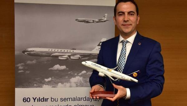 Lufthansa, İzmir- Münih direkt uçuşlarına başladı
