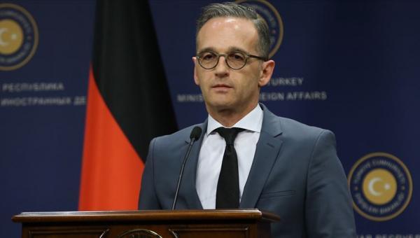 Maas: Almanya için Türkiye çok önemli