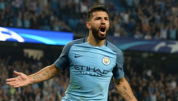 Avrupa'nın golcüsü Manchester City