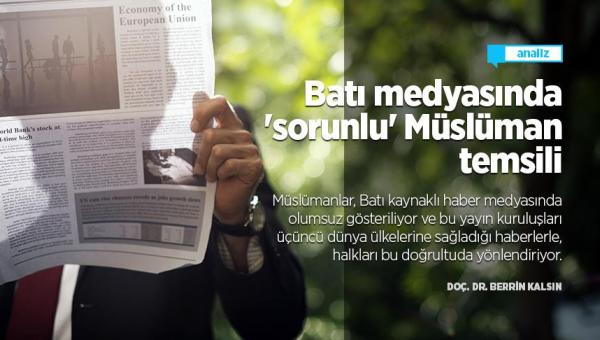 Medyada 'sorunlu' Müslüman temsili