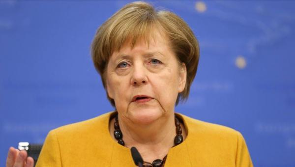 Merkel; ağırlıklar değişiyor