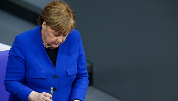 Merkel annesinı kaybetti