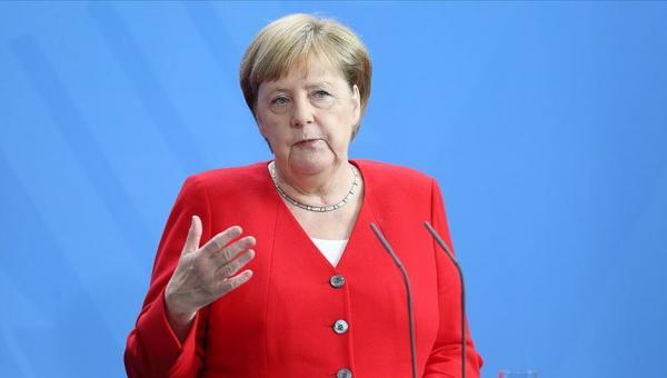 Merkel: İran ile görüşülme iradesi