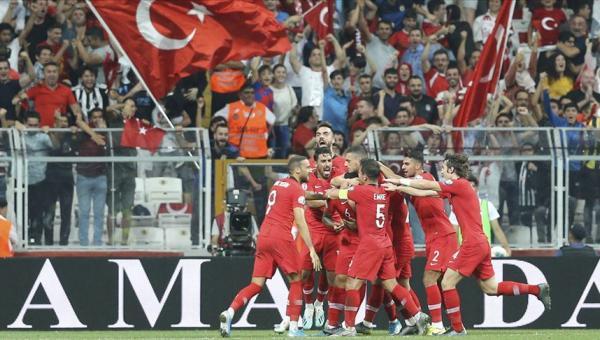Millilerden Andorra'ya tek gol