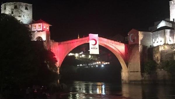 Mostar'da iftar