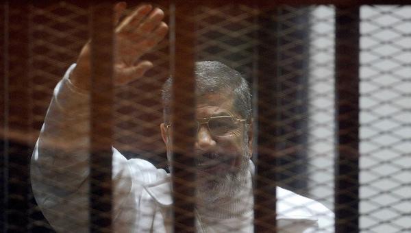 Muhammed Mursi'nin cenazesi