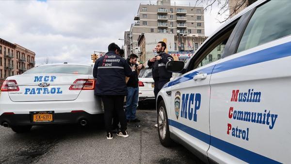 New York'ta 'Müslüman Toplum Devriyesi'