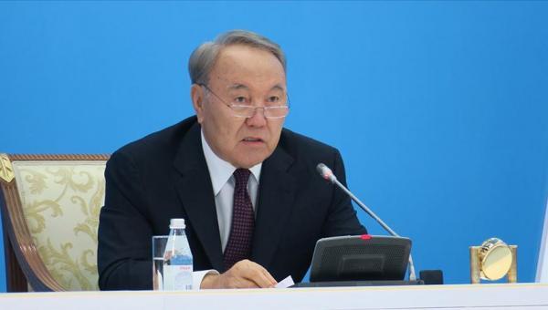 Nazarbayev 'Türk Konsey Başkanı'