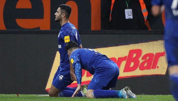 Ozan Kabak'ın Schalke 04'de ilk golü
