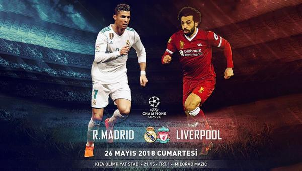 Real Madrid ile Liverpool 6. randevuda