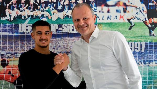 Schalke 04 ve Levent Mercan sözleşmesi