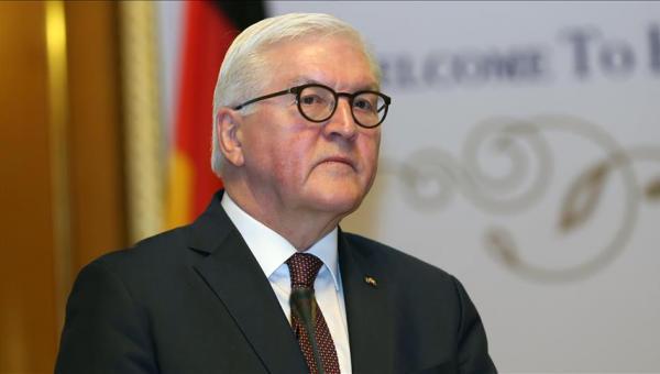 Almanya Cumhurbaşkanı Steinmeier Seda Başay Yıldız'la görüştü