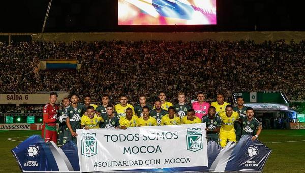 Chapecoense uçak kaza sonrası ilk resmi maçını kazandı
