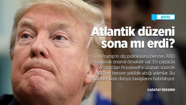 Atlantik düzeni sona mı erdi?
