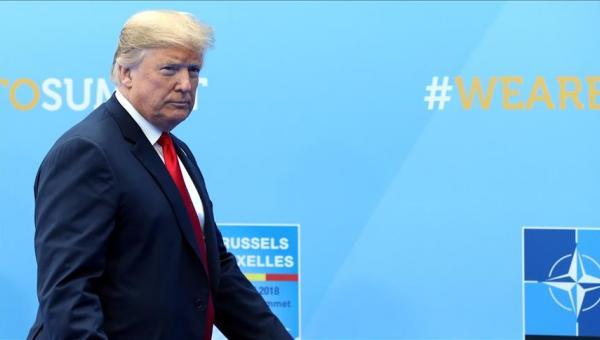 Trump NATO'yu tedirgin etti