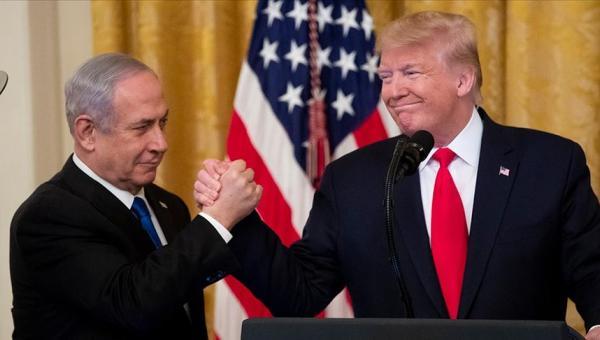 Trump sözde Orta Doğu barış planı