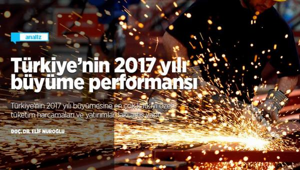 Türkiye'nin büyüme performansı