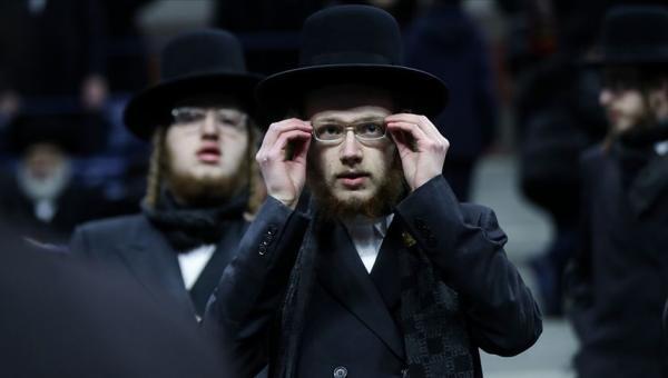 İsrail'de ultra-ortodoks Yahudiler