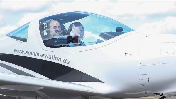 Varank'tan 'uçak fabrikası' müjdesi