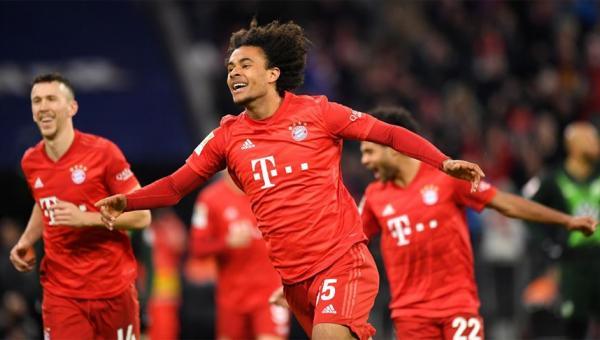 Bayern Münih, Wofsburg'u yendi