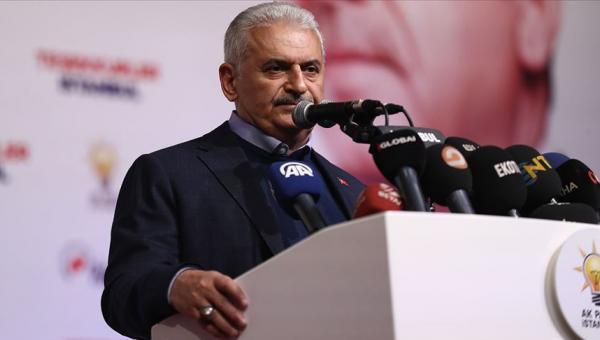 Yıldırım-İstanbul'da seçimi kazandı